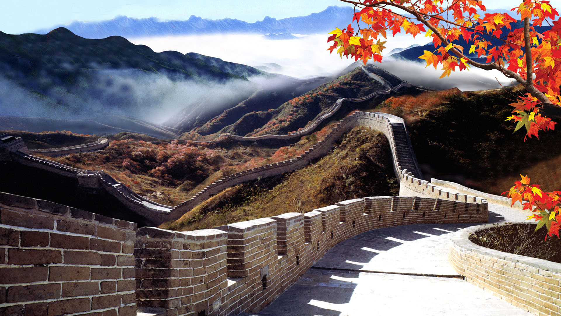 Free-Images-of-Great-Wall-of-China