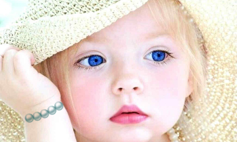 Beautiful and cute baby hd image