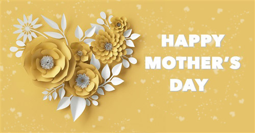 Lovely Mother's day card 2018 hd image