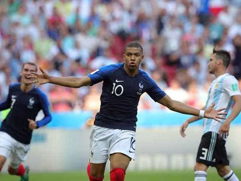 Kylian Mbappe-France-Vs-Argentina-2018-FIFA-World-Cup