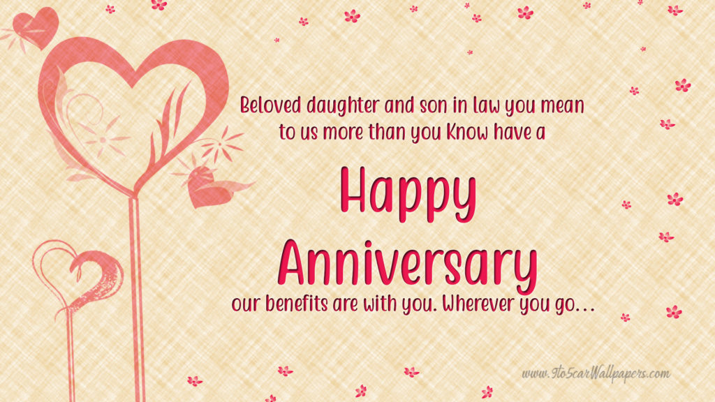best wedding-anniversary-wishes-for-daughter-and-son-in-law-Downloads