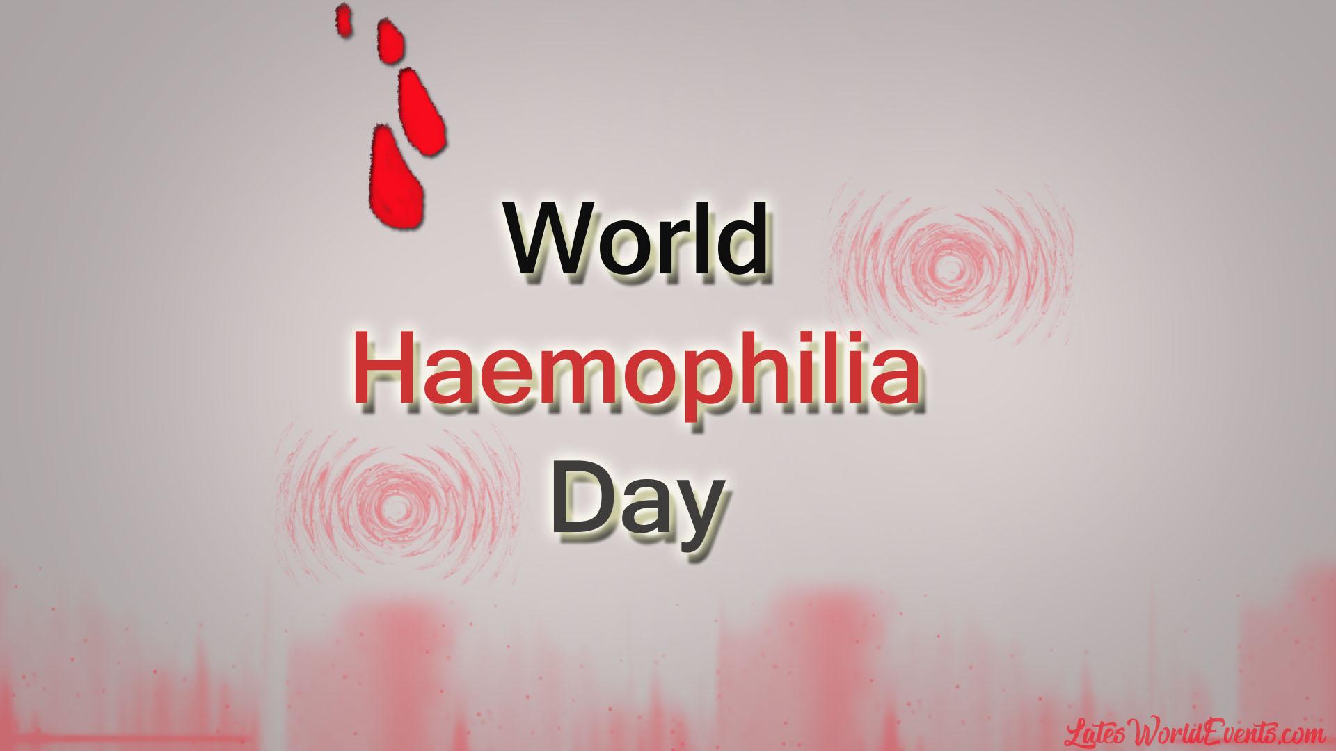 2020-international-haemophilia-day