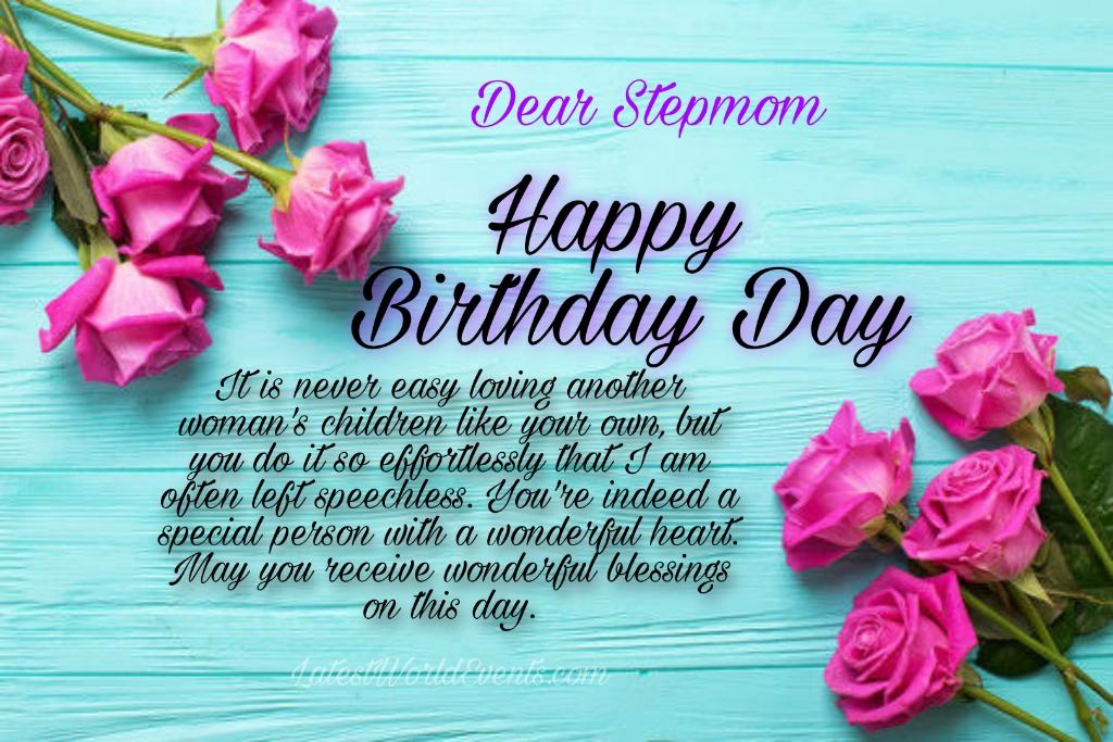 Latest-birthday-wishes-for-stepmom